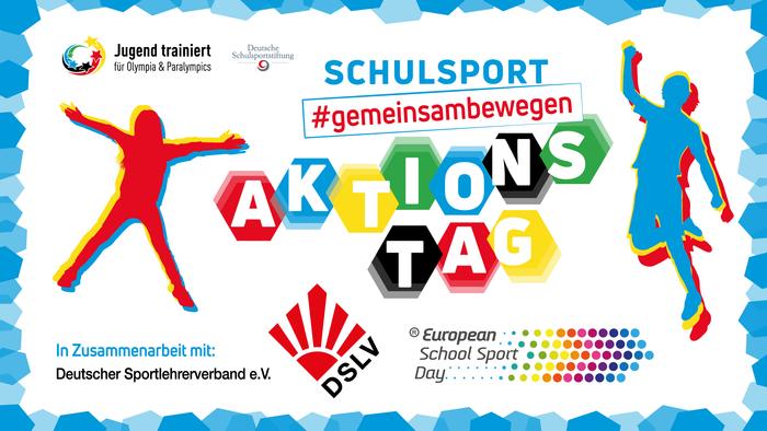 Aktionstag zum Schulsport für Schüler*innen mit und ohne Behinderung an 1000 Schulen in Deutschland: Sport- und Bewegungsaktivitäten mit und ohne Wettkampfgedanken!