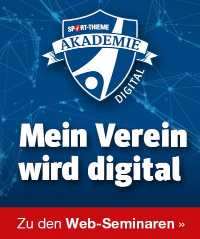 Erste Sport-Thieme Digital Akademie