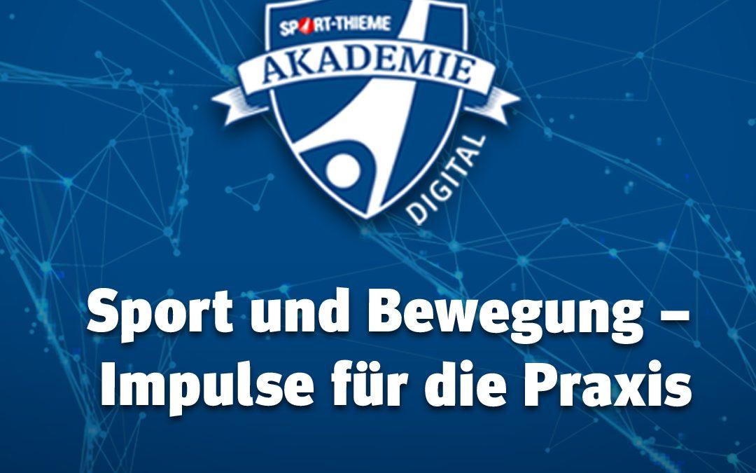 Sport-Thieme Akademie digital 2021: Sinnvolles Ausdauertraining mit Herz und Verstand