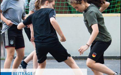 Neue Ausgabe der Zeitschrift Sportunterricht: Mai 2021