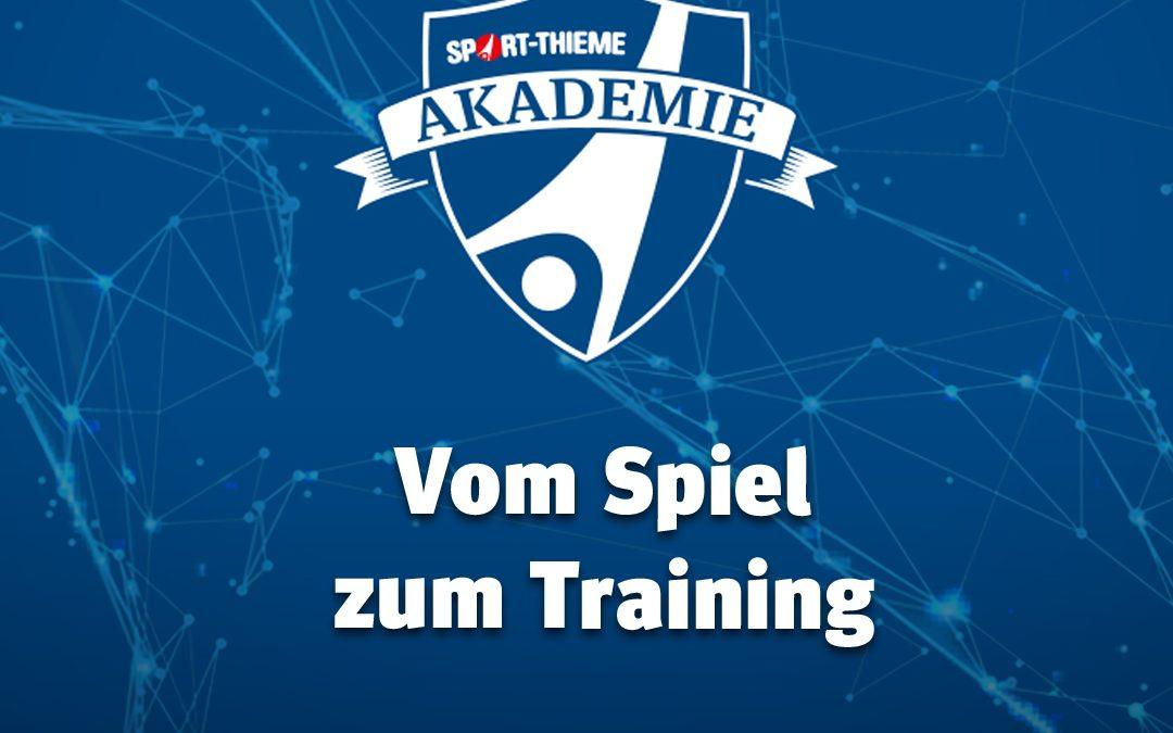 Sport-Thieme Akademie mit Diplom Sportwissenschaftler Sam Gräber